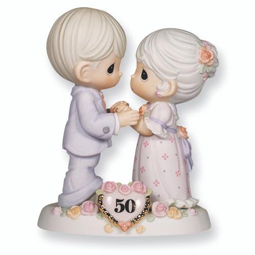 Precious Moments 50th Anniversary Figurine GP1110