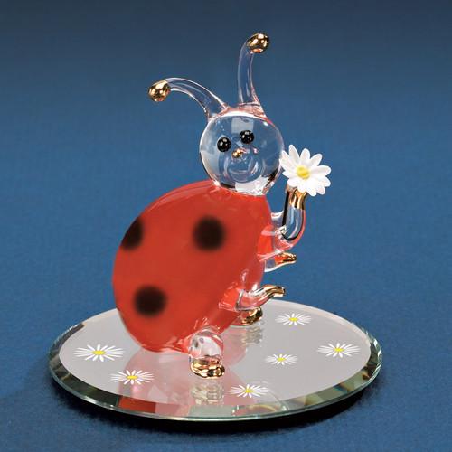 Daisybug Glass Figurine GP6047