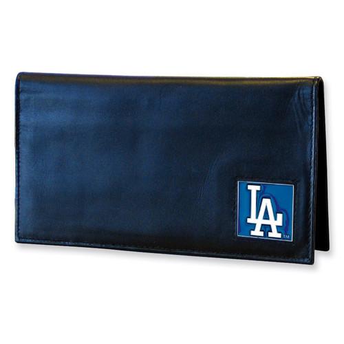 Dodgers Deluxe Checkbook GC3113
