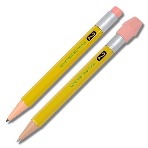 ACME Number 2 Pen & Pencil Set By Adrian Olabuenaga