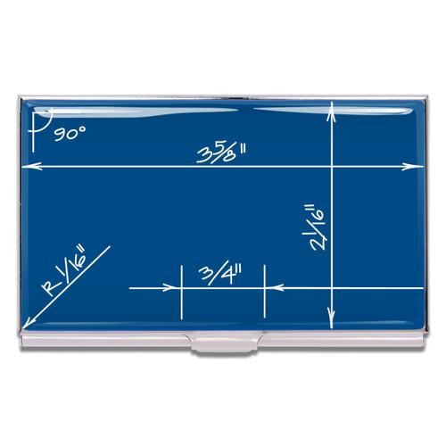 ACME Blueprint Business Card Case By Constantin Boym