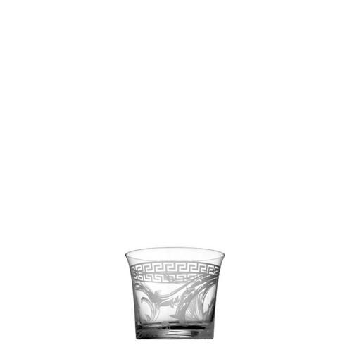 Versace Arabesque Tumbler 12 ounce Clear
