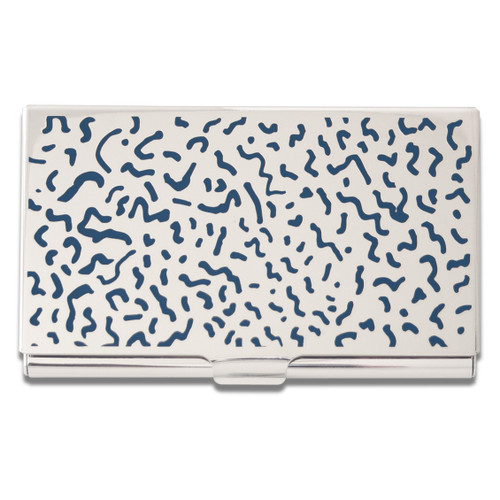 ACME Bacterio Etched Card Case By Ettore Sottsass