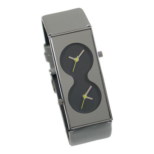 ACME Bi Mirror Wrist Watch By Karim Rashid