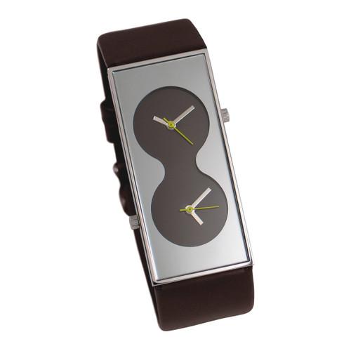 ACME Bi Brown Wrist Watch By Karim Rashid