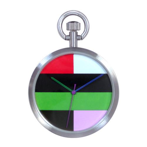ACME Bar Section Pocket Watch By Gene Meyer
