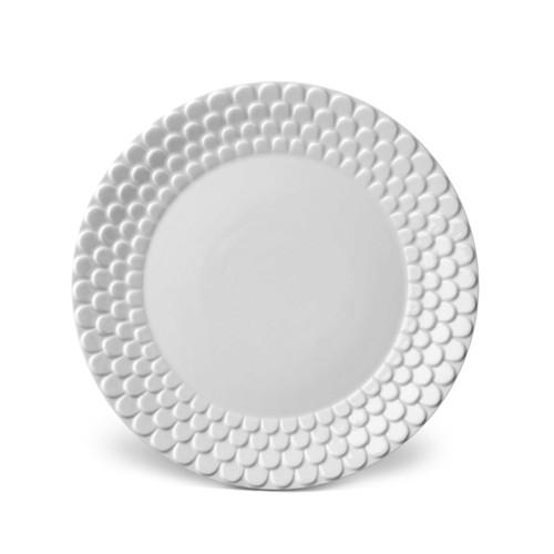 L'Objet Aegean Dinner Plate White
