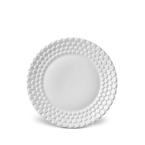 L'Objet Aegean Dessert Plate White