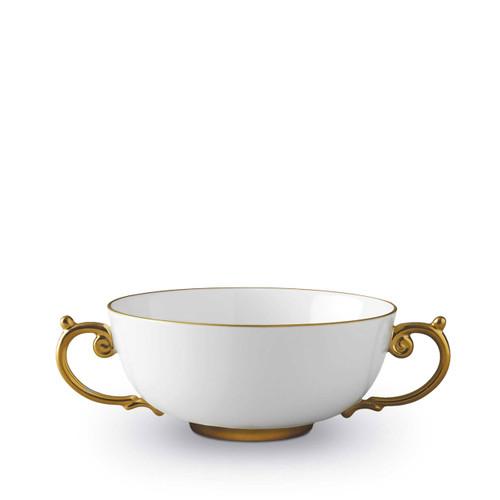 L'Objet Aegean Soup Bowl Gold