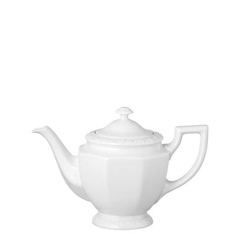Rosenthal Maria White Tea Pot Large 42 ounce
