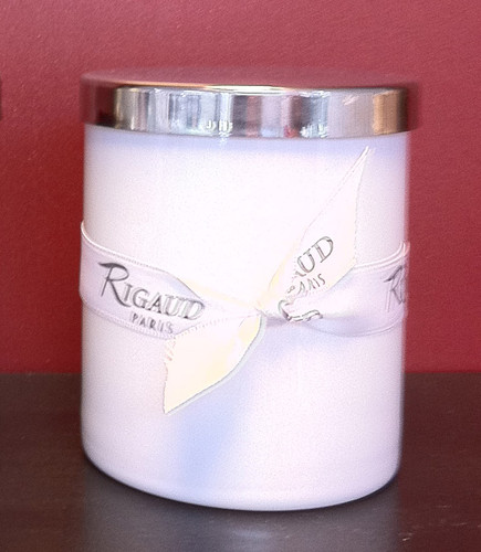 Riagud White Gourmandise Candle