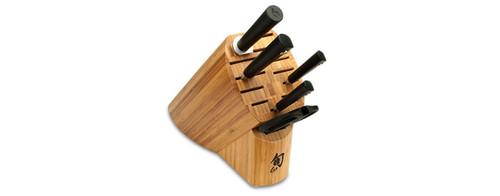 Shun Sora 6 Piece Basic Block Knives Set