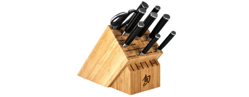 Shun Classic 10 Piece Chef's Knives Cutlery Block Set