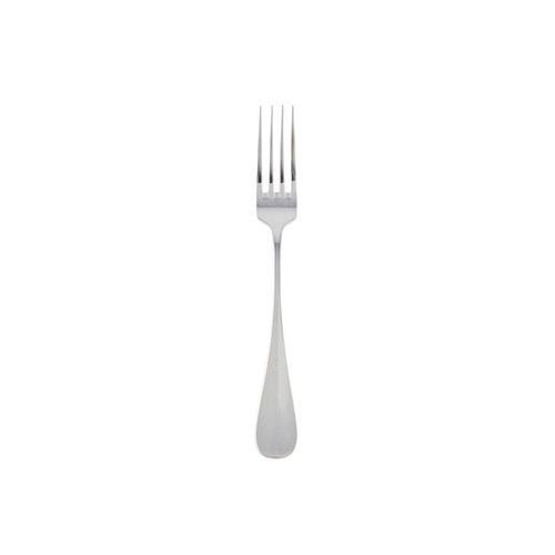 Sambonet baguette table fork 8 1/8 inch - silverplated on 18/10 stainless steel