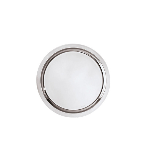Sambonet elite round tray 11 3/4 inch diameter - 18/10 stainless steel
