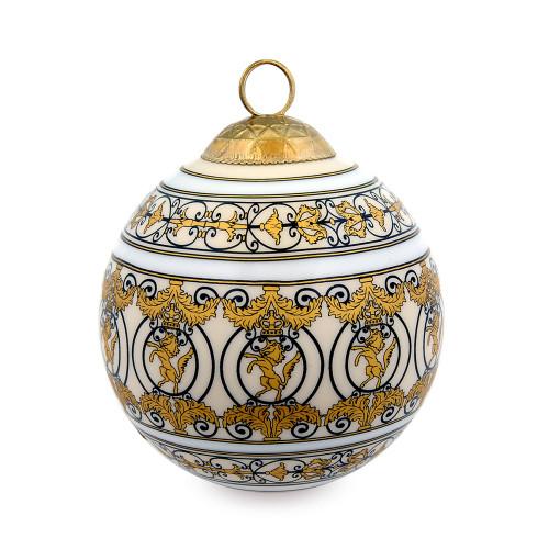 Halcyon Days Kensington Palace Gates Historic Royal Palaces Bauble Ornament BCHKP05XBN