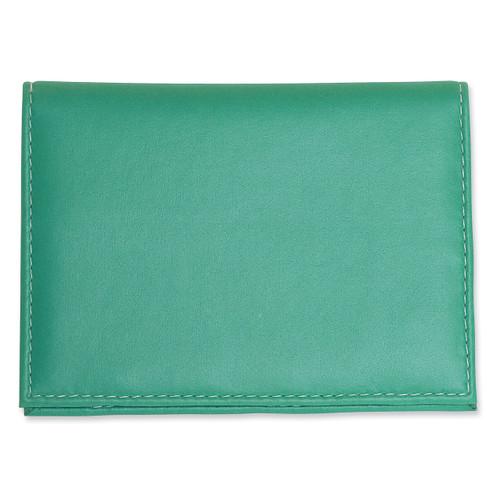 Green PU Passport Cover GP9457