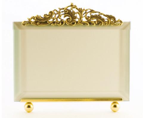 La Paris Versailles 8 x 10 Inch Brass Picture Frame - Horizontal