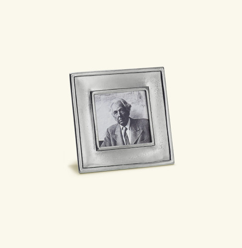 Match Pewter Lombardia Square Picture Frame Small