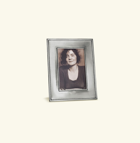 Match Pewter Lombardia Rectangle Picture Frame Medium