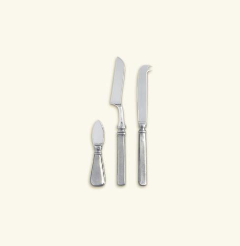 Match Pewter Gabriella Soft Cheese Knife
