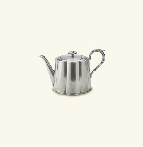 Match Pewter Britannia Tea Pot