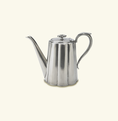 Match Pewter Britannia Coffee Pot