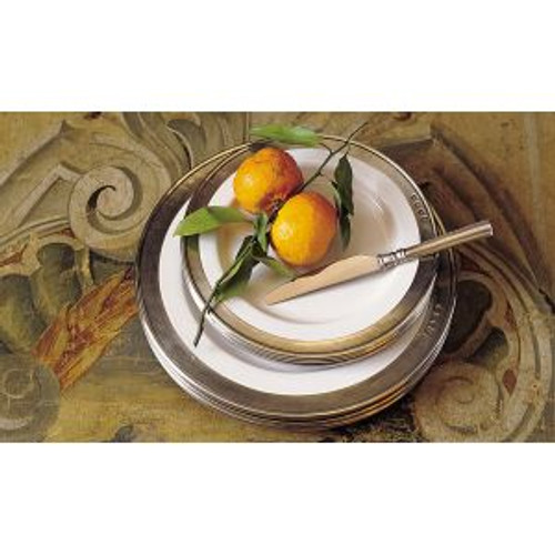 Match Pewter Convivio Butter Dome Large Base Only