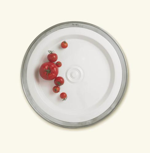 Match Pewter Convivio Round Platter Large