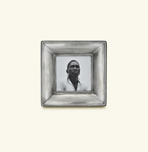Match Pewter Como Square Picture Frame Medium