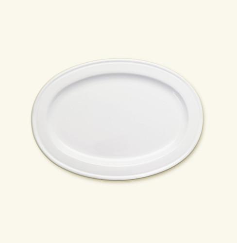 Match Pewter Convivio Ceramic Oval Tray Medium