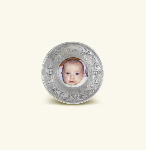 Match Pewter Baby Picture Frame 948