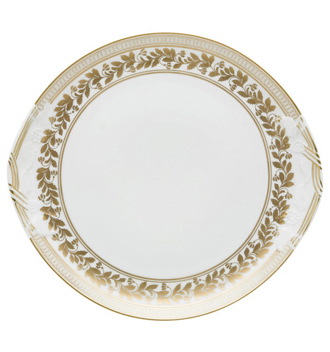 Vista Alegre Anna Cake Plate