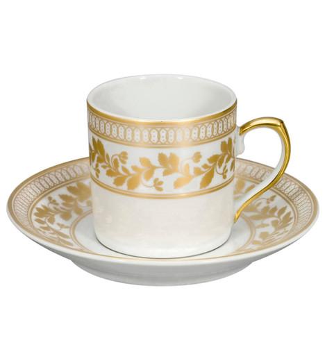 Vista Alegre Anna Coffee Cup & Saucer