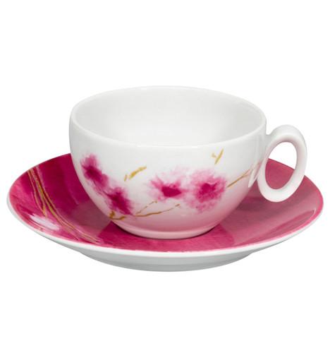 Vista Alegre Arigato Tea Cup & Saucer
