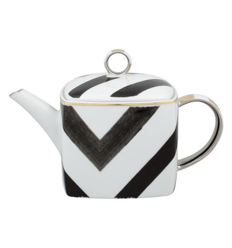 Vista Alegre Christian Lacroix Sol Y Sombra Tea Pot