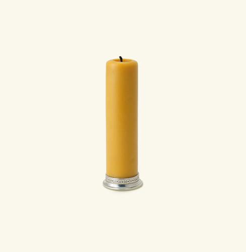 Match Pewter 2 Pillar Candle Base 1120