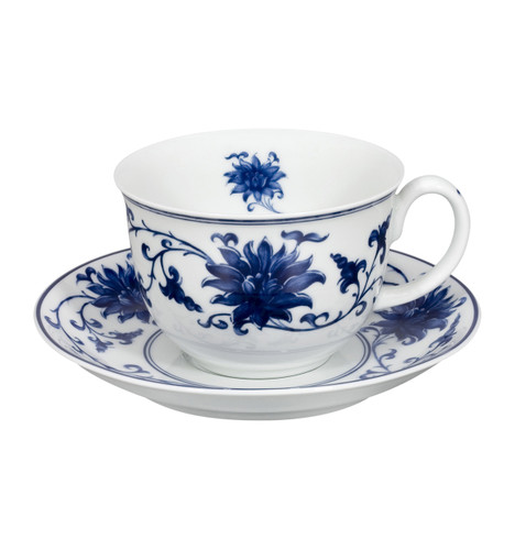 Vista Alegre Lazuli Tea Cup & Saucer