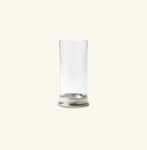 Match Pewter Highball Glass Crystal 1197