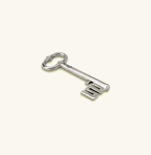 Match Pewter Antique Key Paper Weight 1282.1