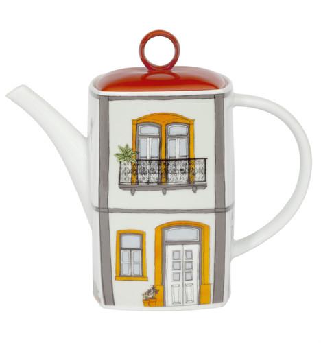 Vista Alegre Alma De Lisboa Coffee Pot