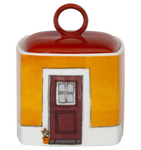 Vista Alegre Alma De Lisboa Sugar Bowl