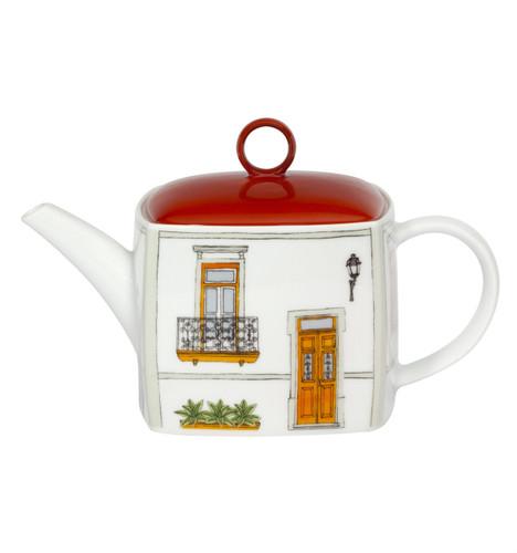 Vista Alegre Alma De Lisboa Tea Pot
