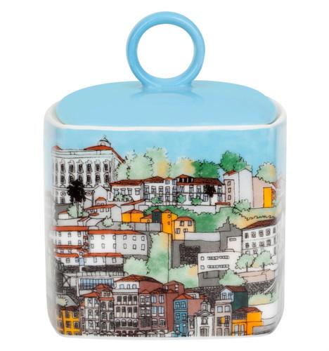 Vista Alegre Alma Do Porto Sugar Bowl