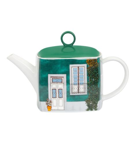 Vista Alegre Alma Do Porto Tea Pot