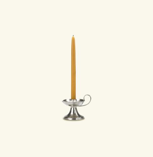 Match Pewter Bedside Candlestick a313.0