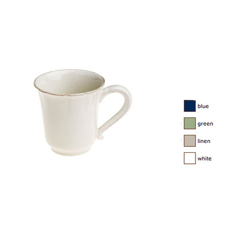 Casafina Bistro Coffee Mug Set of 4