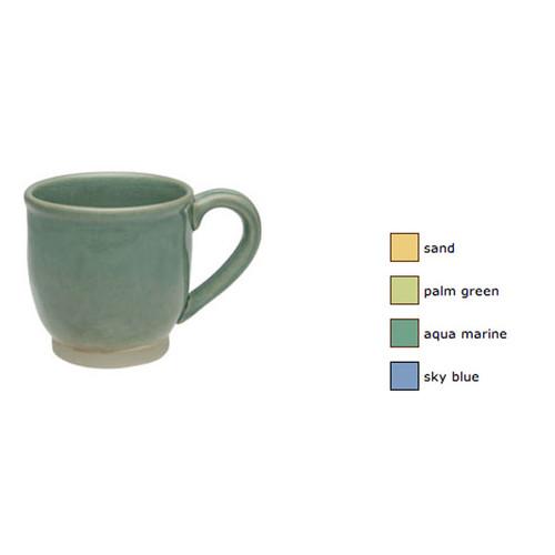 Casafina Corsica Coffee Mug Set of 4