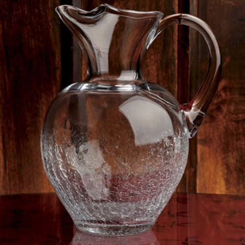 Casafina Pitcher Crackle
