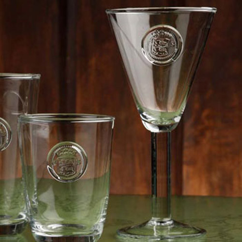 Casafina Glassware Goblet Forum Set of 6
